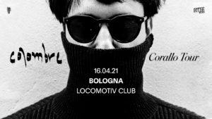 COLOMBRE @ Locomotiv club