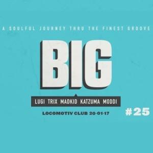 BIG Bolo Inner Ground #25 @ Locomotiv Club   Bologna   Emilia-Romagna   Italia