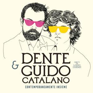 DENTE E GUIDO CATALANO - CONTEMPORANEAMENTE INSIEME @ TEATRO DUSE @ Teatro Duse Bologna | Bologna | Emilia-Romagna | Italia