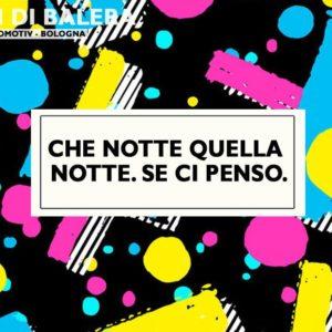 AVANZI DI BALERA + PREMIO BUSCAGLIONE @ Locomotiv Club | Bologna | Emilia-Romagna | Italia
