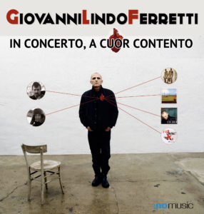 SOLD OUT - GIOVANNI LINDO FERRETTI - A CUOR CONTENTO @ Locomotiv Club | Bologna | Emilia-Romagna | Italia