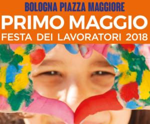 PRIMO MAGGIO BOLOGNA - Festa Dei Lavoratori 2018 @ Piazza Maggiore | Bologna | Emilia-Romagna | Italia