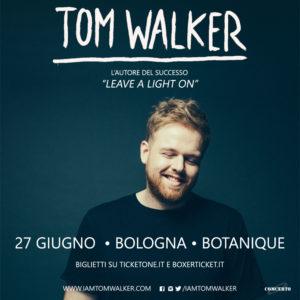 TOM WALKER @BOtanique @ BOtanique | Bologna | Emilia-Romagna | Italia