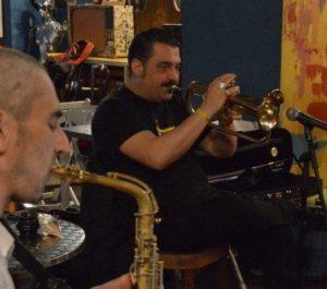 SOUND ROUTES feat. Roy Paci & Michel Godard @ Locomotiv Club | Bologna | Emilia-Romagna | Italia