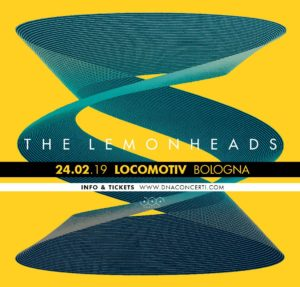 THE LEMONHEADS @ Locomotiv Club