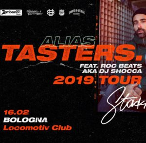 STOKKA & MADBUDDY FEAT. DJ SHOCCA @ Locomotiv Club