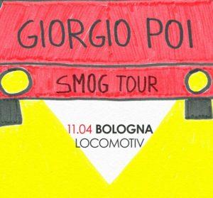 SOLD OUT! GIORGIO POI @ Locomotiv Club