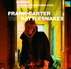 FRANK CARTER & THE RATTLESNAKES @ Locomotiv Club
