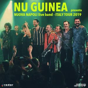 NU GUINEA presents NUOVA NAPOLI LIVE BAND @LINK @ Link Bologna