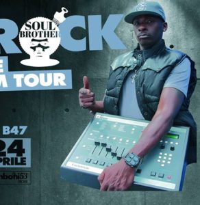 "PETE ROCK -  ""Return of Sp1200"" @ Locomotiv Club"