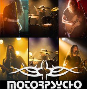 MOTORPSYCHO @ Locomotiv Club