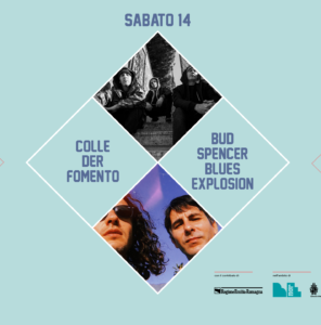 COLLE DER FOMENTO * BUD SPENCER BLUES EXPLOSION @ARENA PUCCINI // TMB 2019 @ Arena Puccini