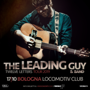 DATA ANNULLATA - THE LEADING GUY @ Locomotiv Club
