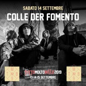COLLE DER FOMENTO @TUTTO MOLTO BELLO 2019 @ Arena Puccini