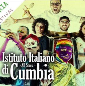 ISTITUTO ITALIANO DI CUMBIA * LIVE * SOS AMAZÔNIA BENEFIT FESTIVAL @ Locomotiv Club
