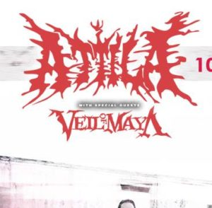 ATTILA / VEIL OF MAYA @ Locomotiv Club