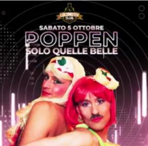 POPPEN - SOLO QUELLE BELLE @ Locomotiv Club