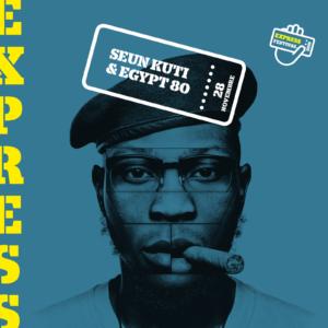 EXPRESS FESTIVAL 2019 - SEUN KUTI & EGYPT80 @ Locomotiv Club