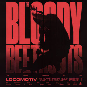 THE BLOODY BEETROOTS DJ SET @ Locomotiv Club
