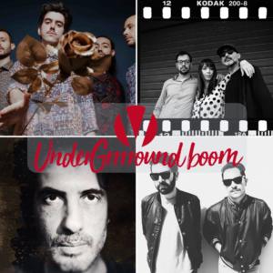 VERTIGO NIGHT • HANDLOGIC/OFELIADORME/EGLE SOMMACAL + WBS DJ SET @ Locomotiv Club