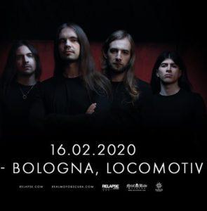 OBSCURA @ Locomotiv Club