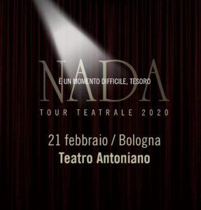 NADA @TEATRO ANTONIANO @ Teatro Antoniano